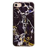Case for apple iphone 7 7 плюс чехол чехол мраморный узор imd процесс tpu материал мягкий чехол для телефона для iphone 6s 6 плюс se 5s 5