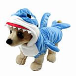 Собака Костюмы Одежда для собак Хэллоуин Животные