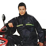 N211-7AX Nylon Silk Raincoat Heaven Double Motorcycle Raincoat Rain Pants Outdoor Suit Suit