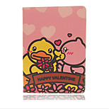 For Apple iPad(2017) Pro 9.7''Case Cover with Stand Flip Pattern  Full Body Case Cartoon Heart Hard PU Leather Air 2 Air mini1 2 3 ipad2 3 4