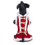 Собака Костюмы Одежда для собак Косплей Принцесса