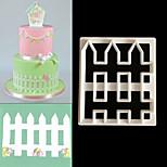 1 Формы для нарезки печенья Цветы Торты Печенье Для Cookie Своими руками Антипригарное покрытие Высокое качество