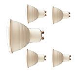 7W Точечное LED освещение 6 SMD 3030 580 lm Тёплый белый Белый V 5 шт. MR16