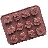 1 шт. Формы для пирожных Лед Для шоколада Для торта Для Cookie Инструмент выпечки