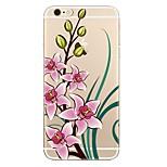 IPhone 7 7 plusz virág minta tpu puha hátlap iPhone 6 plusz 6s plusz iphone 5 se 5s 5c 4s