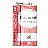 Panasonic 9V akkumulátor nélkül, nem újratölthető akkumulátorral