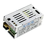 Hkv® 1pcs mini size led switch voeding 12v 1.25a 15w verlichting transformator voedingsadapter ac100v 110v 127v 220v naar dc12v led driver