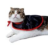 Кошка Костюмы Одежда для собак Косплей Ангел и черт Черный