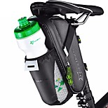 ROCKBROS Велосумка/бардачок Сумки на багажник велосипеда Водонепроницаемый сухой мешок Светоотражающая лента Дожденепроницаемый Впитывает