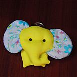 Сумка / телефон / брелок шарм слон мультфильм игрушка полиэстер случайный цвет