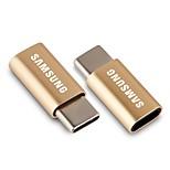 Micro USB 2.0 Адаптер, Micro USB 2.0 to USB 2.0 Тип C Адаптер Male - Female