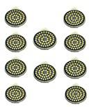 3W Точечное LED освещение 48 SMD 2835 500 lm Тёплый белый Холодный белый Декоративная AC 12 V 10 шт. GU10