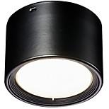 1шт 9w вел потолочный светильник светлый теплый желтый / теплый белый / белый ac220v размер отверстие 100 мм