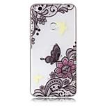 Чехол для huawei p10 lite p8 lite (2017) телефон чехол tpu материал бабочка цветы узор окрашенный корпус телефона p9 lite p8 lite