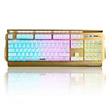 A-jazz zf игровая клавиатура механическая сенсорная подсветка клавиатуры 19key anti-ghosting