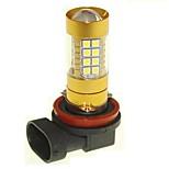 Sencart 1pcs h8 pgj19-1 проблесковый маячок вел автомобиль указатель поворота лампа освещения лампочки (белый / красный / синий / теплый