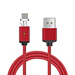 Cwxuan USB 2.0 Кабель, USB 2.0 to USB 3.1 Type C Кабель Male - Male 1.0m (3FT) 480 Мб/сек.