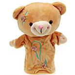 Пальцевая кукла Медведи Хлопковая ткань