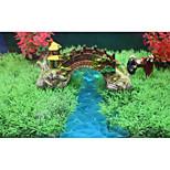 Оформление аквариума Орнаменты Стекло