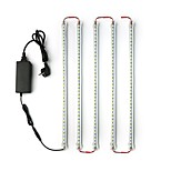 30W Σταθερές LED Μπάρες Φωτός 2800 lm AC 12 V 2 m 144 leds Θερμό Λευκό Λευκό Κόκκινο Μπλε Πράσινο