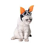 Кошка Банданы и шляпы Одежда для собак Хэллоуин Вампиры Черный