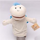 Пальцевая кукла Бегемот Хлопковая ткань