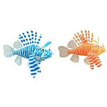 Оформление аквариума Искусственная рыбка Резина