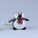 Сумка / телефон / брелок шарм пингвин мультфильм игрушка искусственный мех