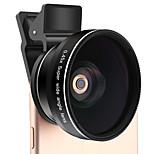 Xihama мобильный телефон 0.45x широкоугольный объектив 12.5x макро объектив алюминиевого сплава стекла 52 мм для мобильного телефона