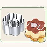 Формы для пирожных Новинки Повседневное использование Нержавеющая сталь + категория А (ABS)