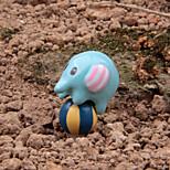 анти-пылеуловитель diy слон мультфильм игрушка pvc diy для iphone 8 7 samsung galaxy s8 s7