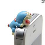 Пылезащитная заглушка Смола ремесла Мультфильм игрушки Каучук