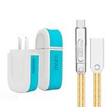 USB 2.0 Кабель, USB 2.0 to USB 2.0 Тип C Micro USB 2.0 Lightning Кабель Male - Male 1.0m (3FT)