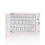 Bluetooth Эргономичная клавиатура Мини Складной Для Windows 2000/XP/Vista/7/Mac OS Андроид OS iOS iPad 3 iPad 4 iPad mini iPad mini 2