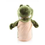Пальцевая кукла Под крокодила Хлопковая ткань