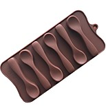 1 шт. Формы для пирожных Лед Для шоколада Инструмент выпечки