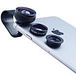 Biaze объектив для телефона 180 объектив с рыжим глаз для широкоугольного объектива макросъемка алюминиевый 10-кратный сотовый телефон