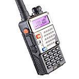 5w 128ch двухсторонняя радио рация Talkie baofeng uv-5re для охоты на двойной дисплей fm vox uhf vhf радиостанция cb radio