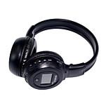 B570 headband беспроводные наушники гибридный пластиковый мобильный телефон earphonenoise-изоляция с микрофоном с регулятором громкости