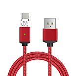 Cwxuan USB 2.0 Кабель, USB 2.0 to Micro USB 2.0 Кабель Male - Male 1.0m (3FT) 480 Мб/сек.