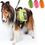Кошка Собака Переезд и перевозные рюкзаки Животные Корпусы Регулируется/Выдвижной Компактность Двусторонний Дышащий Складной Мягкий