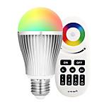 9W Inteligentne żarówki LED A60(A19) 18 SMD 5730 900 lm RGB + CiepłoCzujnik podczerwieni Przysłonięcia Zdalnie sterowana WIFI Kontrola
