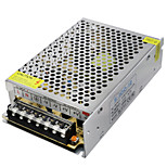Hkv® 1шт мини универсальный регулируемый импульсный источник питания для электронного трансформатора DC 12v 8.55a 100w вход переменного