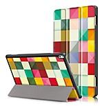 Крышка для чехла для lenovo tab4 tab 4 10 plus x704f tb-x704f tab4-x704n с защитой экрана
