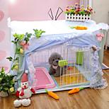 Собака Кровати Животные Покрывала Белый Зеленый Синий Розовый