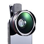 Черлло 026 объектив для телефона широкоугольный объектив макросъемка алюминиевый 12,5 х 56 мм сотовый телефон объектив комплект для