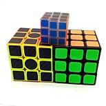 Кубик рубик Спидкуб Наклейка скраба Избавляет от стресса Кубики-головоломки Синтетические нити