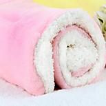 Собака Кровати Животные Одеяла Кофейный Зеленый Синий Розовый Цвет-леопард