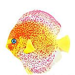 Оформление аквариума Искусственная рыбка Светящийся Силикон