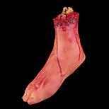 1pc сломанной крови ноги фестиваль украшения Хэллоуин привидения дом террора шалость
